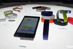 Sony Core SmartBand Lifelog App