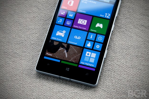 Nokia Superman Windows Phone 8.1 Smartphone