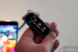 Samsung Galaxy Gear Fit Operating System