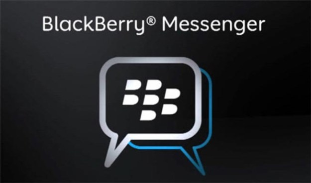 BlackBerry BBM Protected Released