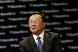 BlackBerry CEO Chen Interview Phone Sales