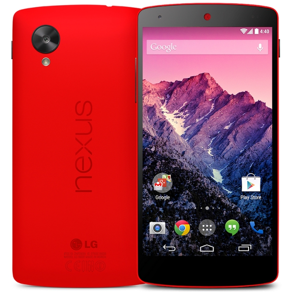 Red Nexus 5 Release Date Price