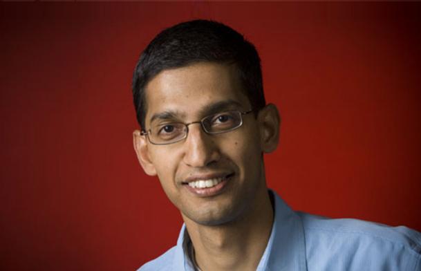 Microsoft CEO Sundar Pichai