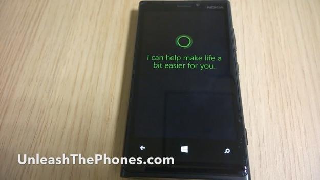 Cortana Video Windows Phone