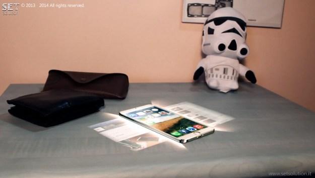 iPhone 6 Concept Features, Multitasking