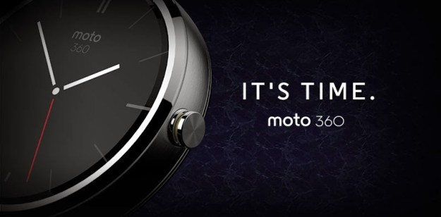 Moto 360 Specs OLED Display