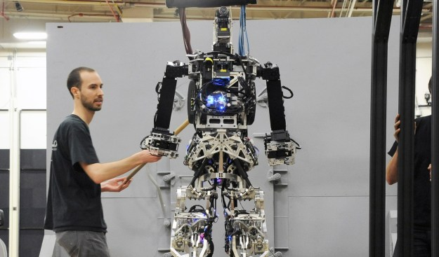 Coolest Robots Ever SAFFiR