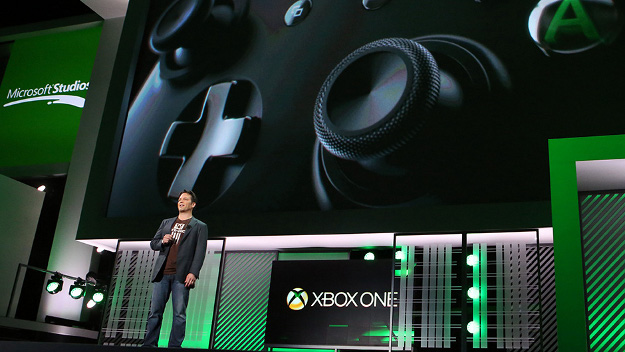 Xbox One Head Phil Spencer