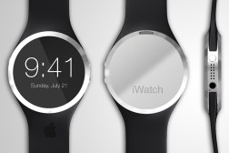 Apple iWatch Swatch Smartwatch