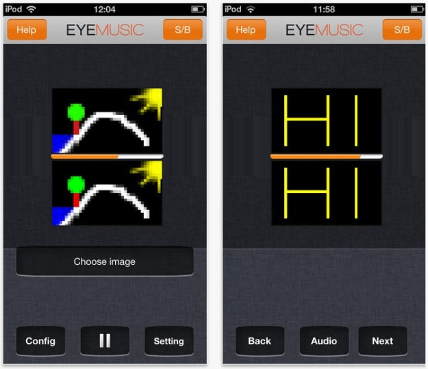 Best iOS Apps EyeMusic
