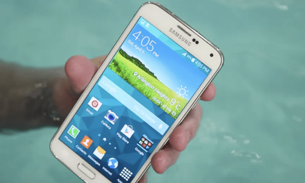 Is The Galaxy S5 Really Waterproof