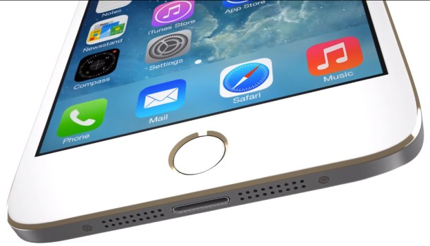 iPhone 6 Leaked Photo Front Panel