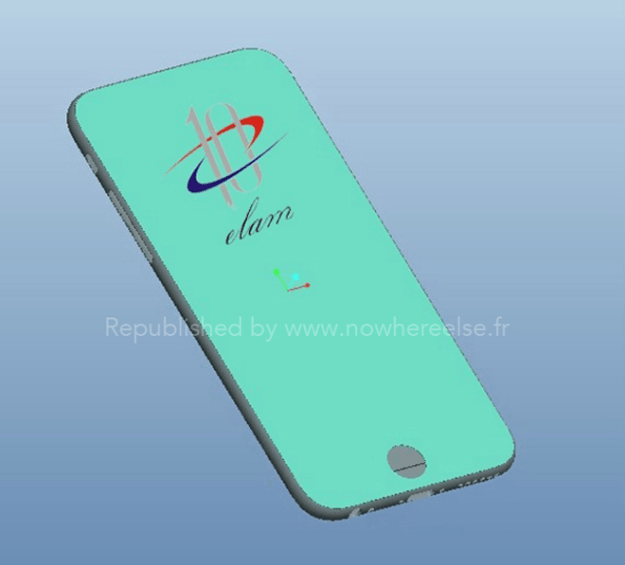 iPhone 6 Design Leak