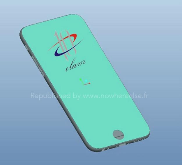 iPhone 6 Design Leak