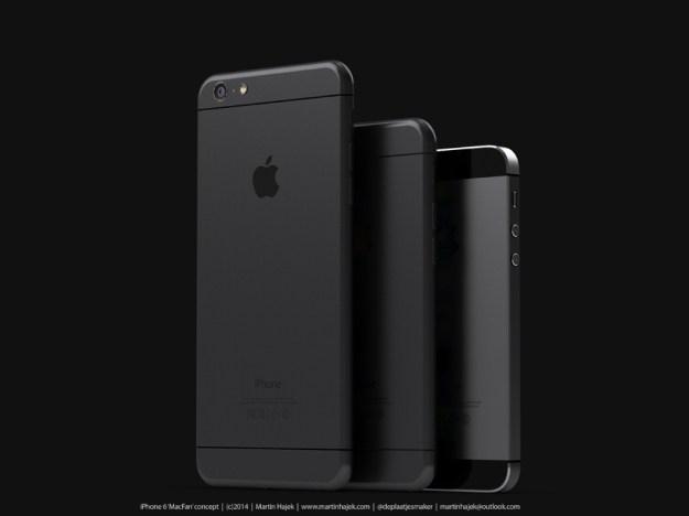 5.5-Inch iPhone 6 Specs