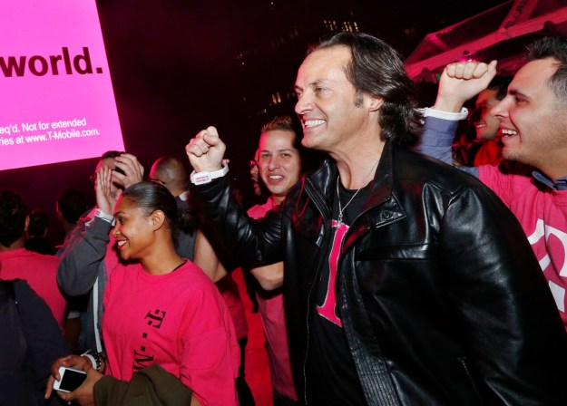 Sprint T-Mobile Merger Legere