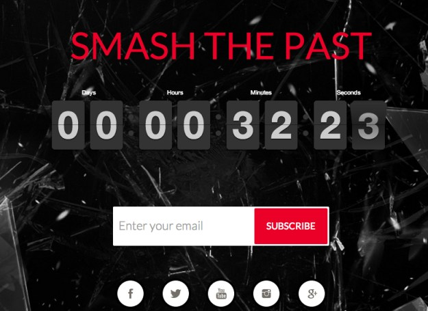 OnePlus One Smash Contest