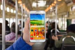 Galaxy S5 Lollipop Update