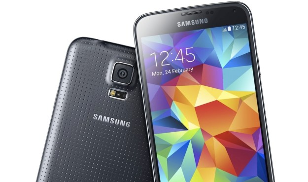 Samsung Galaxy S5 Features Kill Switch