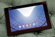 Review: Can Sony's pricey new Xperia tablet really take on the iPad?