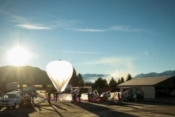 Google Loon balloon project: mistaken for plane crash in New Zealand