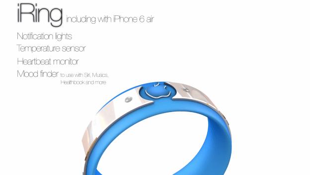 iPhone 6 Concept iRing