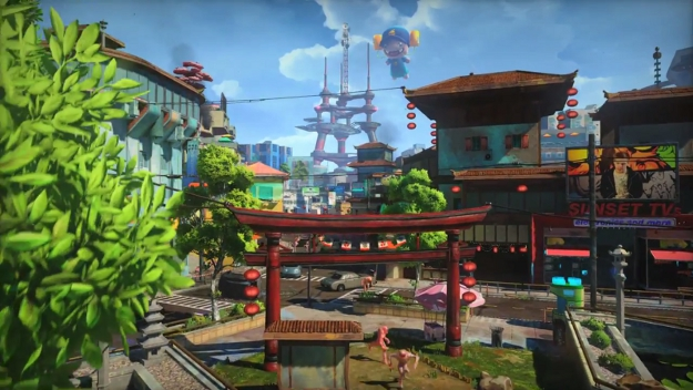 Sunset Overdrive Gameplay Video