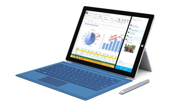 Surface Pro 3 Sales