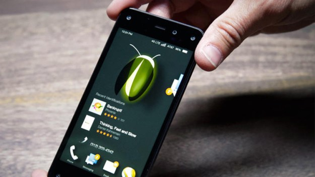 Amazon Fire Phone Sales Flop