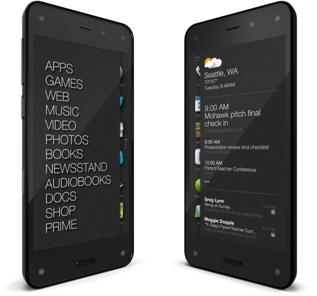 Amazon Fire Phone User Guide