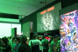 E3 Day One Report