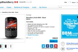 BlacKBerry Bold 9900 Price and Release Date