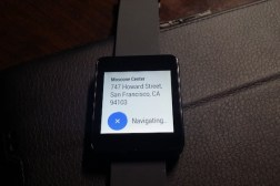 Google Maps Update for Android Wear