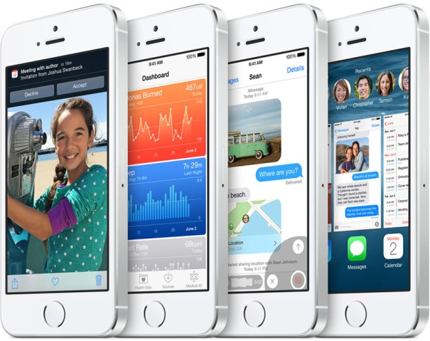 iOS 8 Features: Control Center
