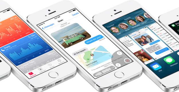 iOS 8 New iCloud Find My iPhone Features