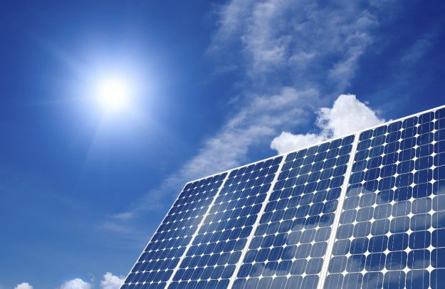 Solar City Tesla Powerpack Solar Power