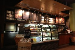 Starbucks Smartphone Wireless Charging Stations