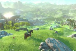 The Leged of Zelda Wii U Gameplay Trailer