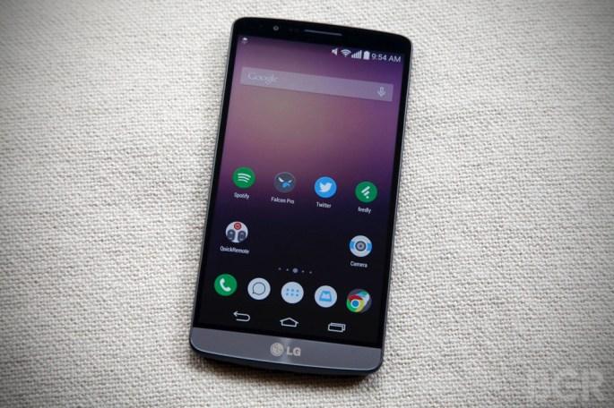 LG G4 Rumors: 3K Display Resolution
