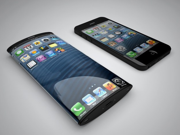 iPhone Flexible Display Patent