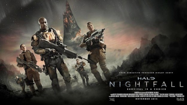 Halo Nightfall First Look
