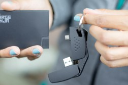 Indiegogo Charge Ninja for iPhone and Android