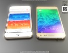 This is what the iPhone 6 might look like compared to Samsung's iPhone 6 'killer' - Image 2 of 6