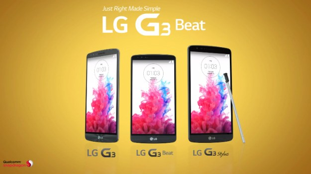 LG G3 Stylus vs Galaxy Note 4 Specs