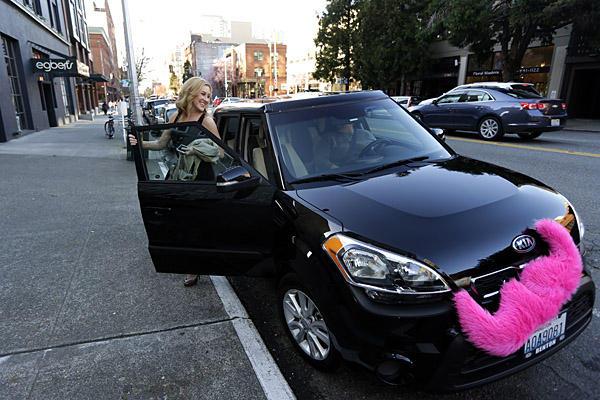 Lyft Vs. Uber Driver