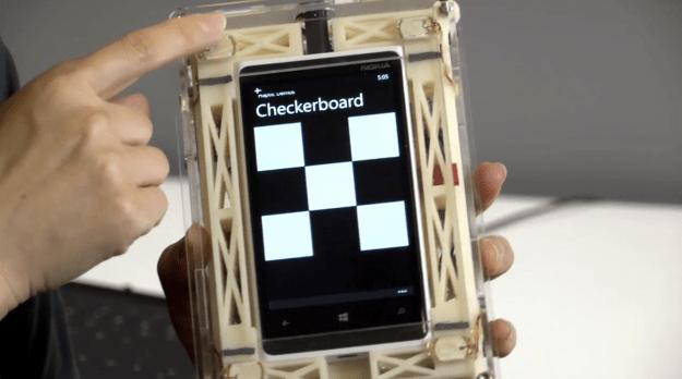 Microsoft Haptic Feedback Keyboard