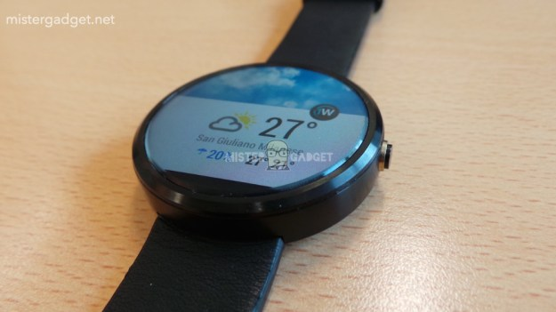 Moto 360 Specs, Features and Design