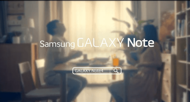 Samsung Galaxy Note 4 Promo