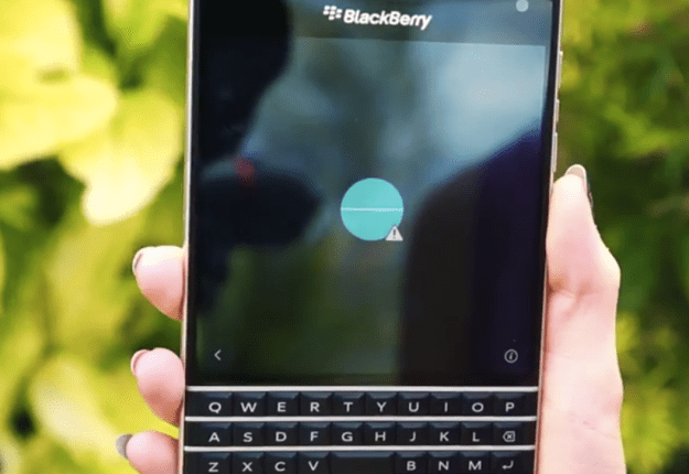 BlackBerry Passport Hands On Video
