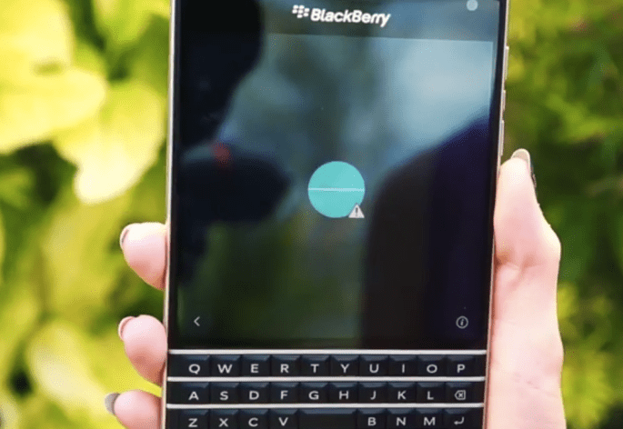 BlackBerry Passport Announcement September 24th
